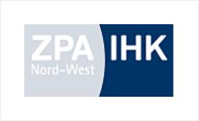Logo: ZPA IHK Zentralstelle für Prüfungsaufgaben